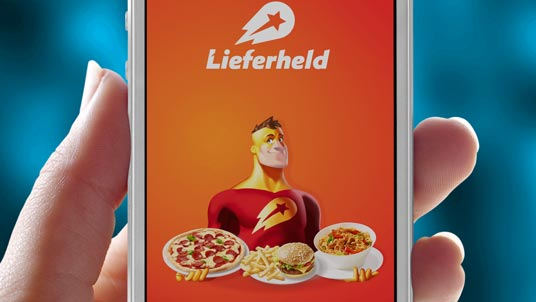 Delivery Hero – Mobile Bestellapp was developed by Level1 GmbH