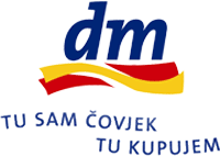 dm drogerie markt Hrvatska is a customer of Level1 GmbH. Level1 GmbH develops the mobile Android and iOS apps.